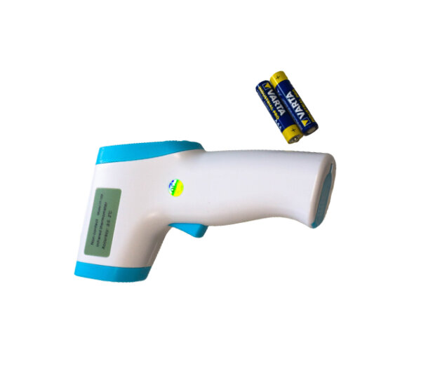 Digital Infrared Forehead Thermometer - Non Contact | Batteries