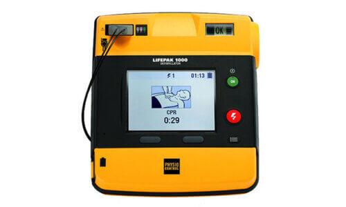 Physio-Control Lifepak 1000 AED Defibrillator (11)