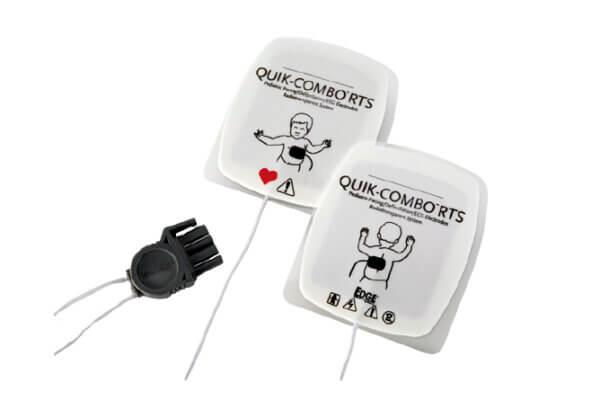 Quick Combo Electrodes Pediatric (2)