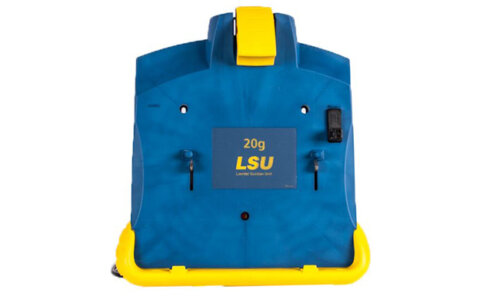 Laerdal Suction Unit LSU Wall Support (5)