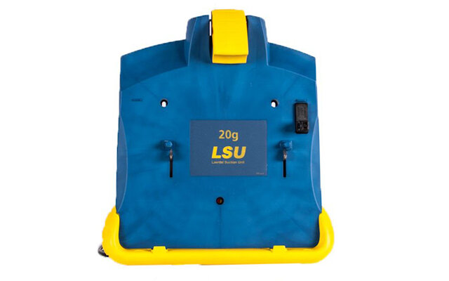 LAERDAL Suction Unit (LSU) Wall Support (New & used)