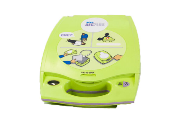 ZOLL AED Plus Defibrillator (10)
