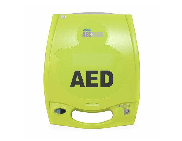ZOLL AED Plus Defibrillator (5)B