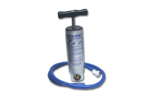 EVAC-U-Splint Compact Vacuum Pump – Aluminium (6)