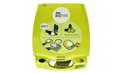 ZOLL AED Plus Defibrillator Trainer (7)